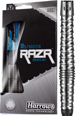 Harrows lotki RAZR Bulbous soft 18g
