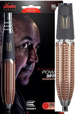 lotki Target Phil Taylor power 9five gen5 steel 22g