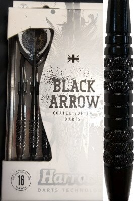 Harrows lotki Black Arrow 16gK2