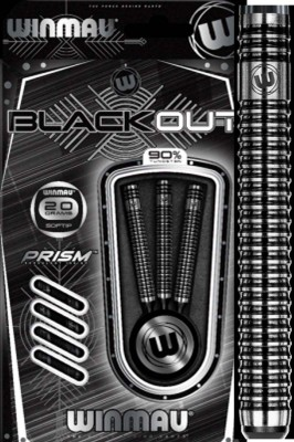 Winmau lotki Blackout soft 20g
