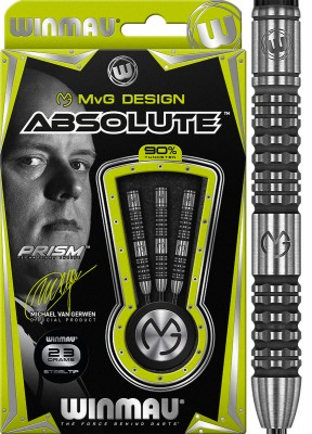 Winmau lotki Absolute steel 23g