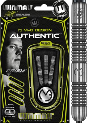 Winmau lotki Authentic steel 22g