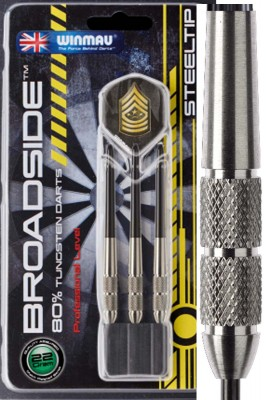 Winmau lotki Broadside steel 22g