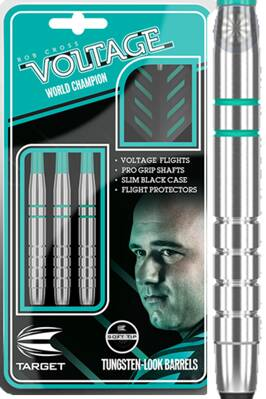 Target lotki Rob Cross silver voltage 18g soft