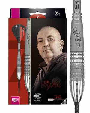 Target lotki Phil Taylor Power 9Five G7 SWISS steel 26g