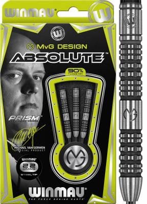 Winmau lotki Absolute steel 22g