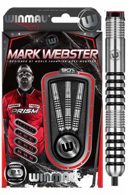 Winmau lotki Mark Webster steel 21g