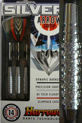 Harrows lotki Silver Arrow 14gK