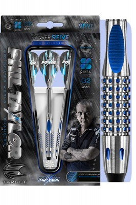 Target lotki Phil Taylor power 9five generation 2 soft 18g